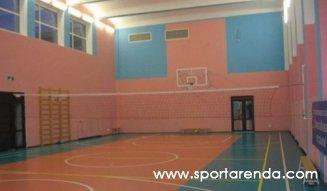 Волейбольный зал